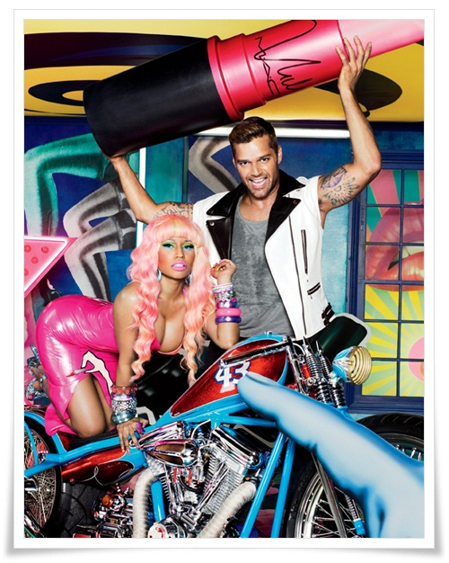 Ricky Nicki for MAC Viva Glam 1