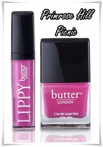 Butter London Lippy Lipgloss Collection for Spring 2012 1