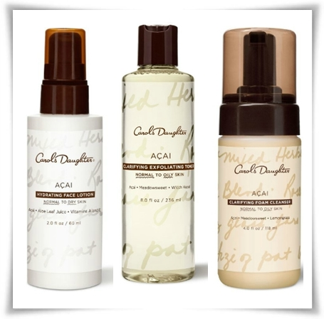 Carols Daughter Acai Skincare Collection 44