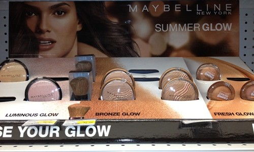 Maybelline Summer Glow Summer 2012 Maybelline Dream Bouncy Bronzer