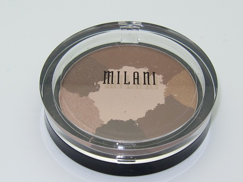Milani Powder Eyeshadow Palette Abstract 25