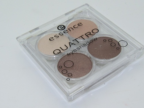 Essence Quattro Eyeshadow Ciao Bella 7