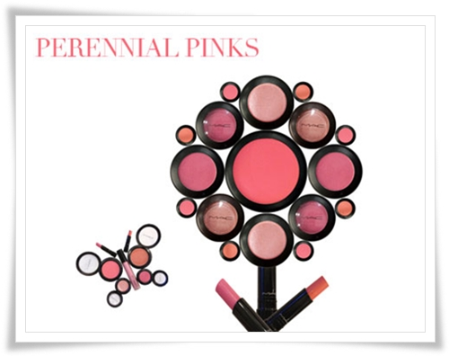 MAC Perennial Pinks Collection