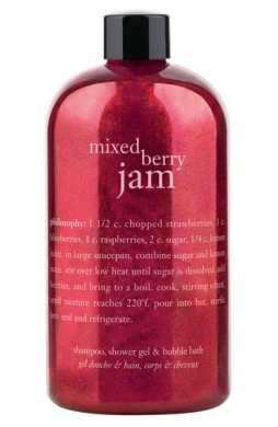 Philosophy Mixed Berry Jam Shower Gel