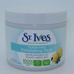 St. Ives Scrub Free Exfoliating Pads Review