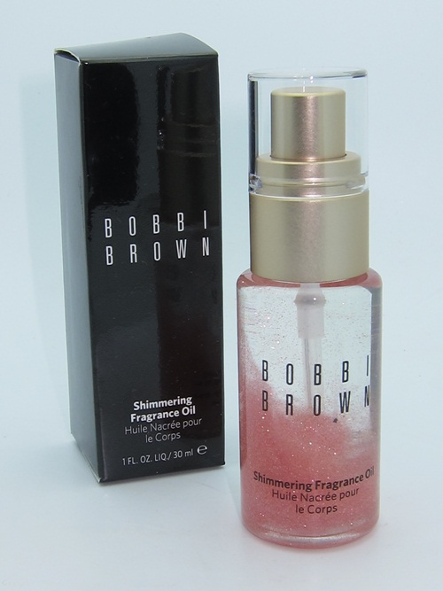 Bobbi Brown Shimmering Fragrance Oil 2