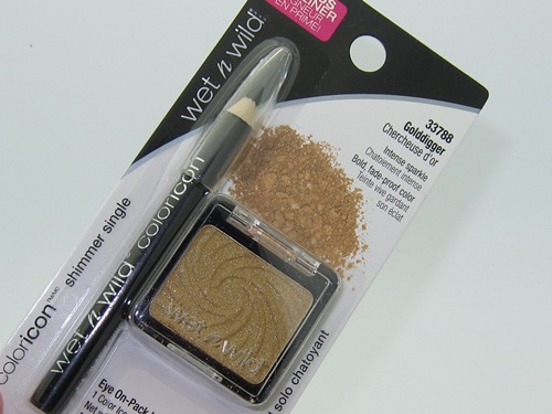 Wet n Wild ColorIcon Shimmer Single Eyeshadow 6