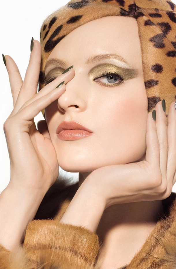 Dior Golden Jungle Makeup Collection Fall 2012