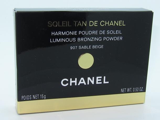 4a7bc381 Chanel Soleil Tan de Chanel Luminous Bronzing Powder Review ...