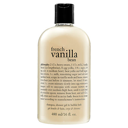Philosophy French Vanilla Bean Shower Gel