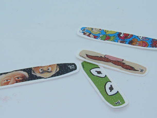 The Muppets Band Aids 4