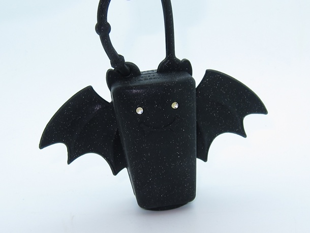 Bath Body Works Light Up Pocketbac Holder Bat Halloween 001