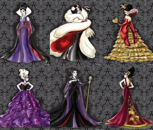 Disney Villains Collection