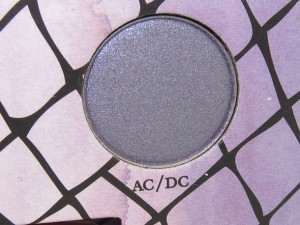 Urban Decay The Feminine Palette AC DC