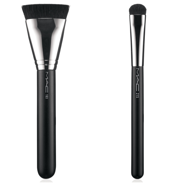 MAC Face and Body Brushes