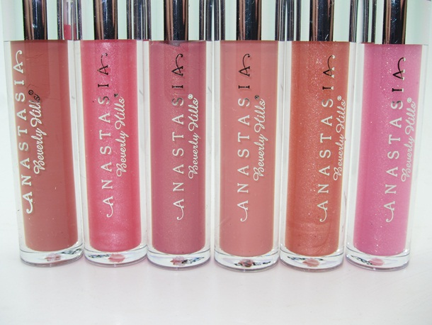 Anastasia Beverly Hills Kisses On My List Lipgloss