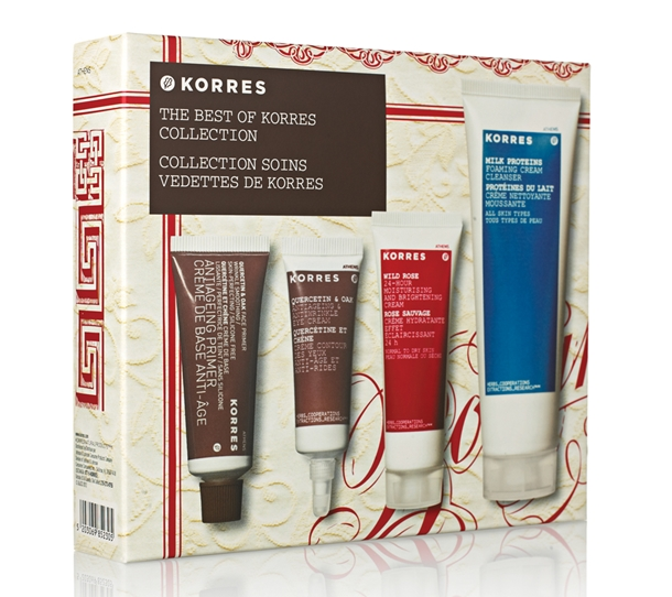 Best of Korres Holiday Kit