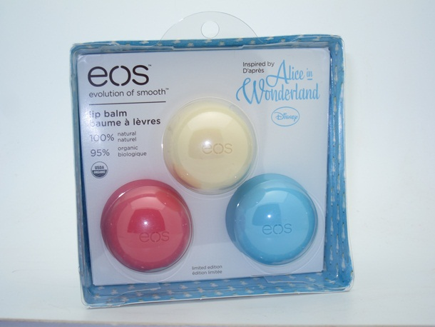 Eos set lip balm