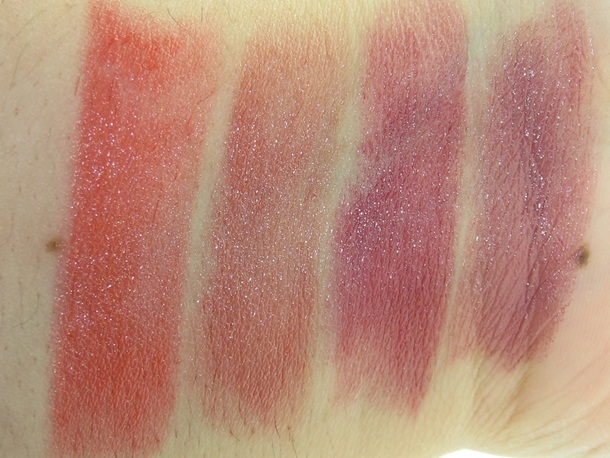 Revlon Colorstay Ultimate Suede Swatches1