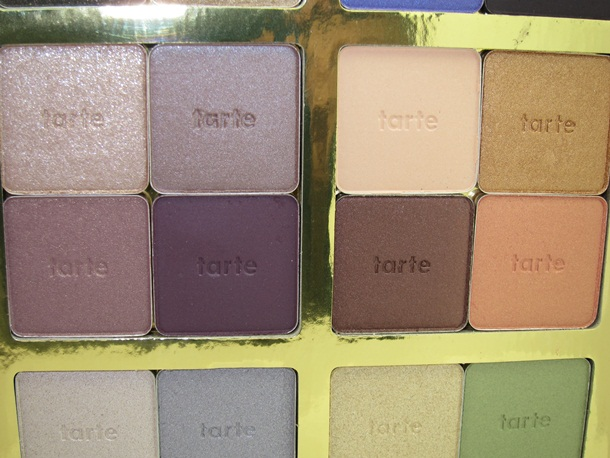 Tarte Carried Away Collectors Set Eyeshadows