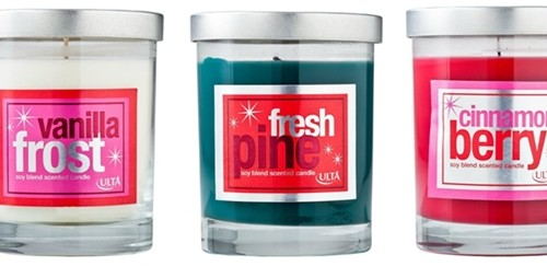 Do Want: Ulta Holiday 2012 Candles