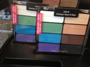 Wet n Wild Sparkle Drinking a Glass of Shine ColorIcon Eyeshadow Palette