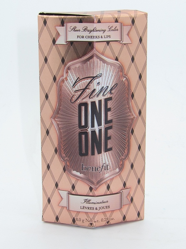 Benefit Fine One One Spring 2013