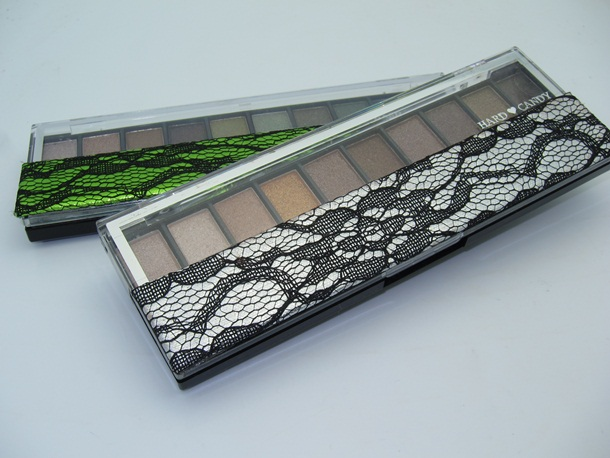 Beauty on a Budget: Hard Candy Top Ten Eye Shadow Palettes