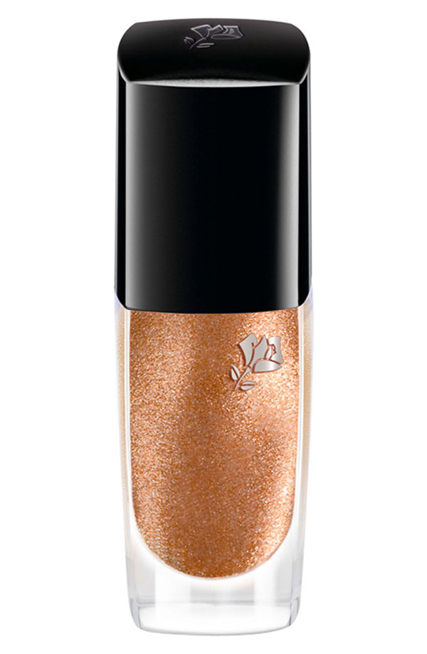 Lancome Holiday 2012 Fade Resistant Gloss Shine Nail Polish Ginger Ritzini