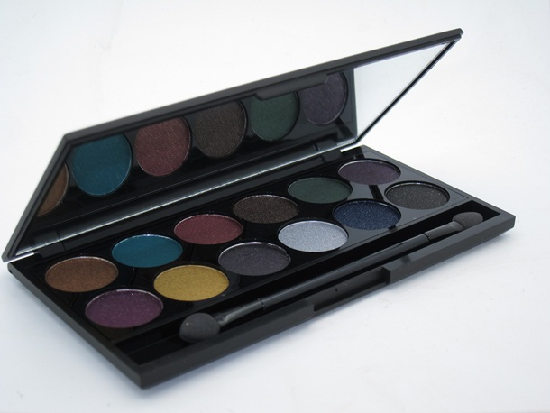 Sleek Makeup Sparkle 2 i Divine Palette