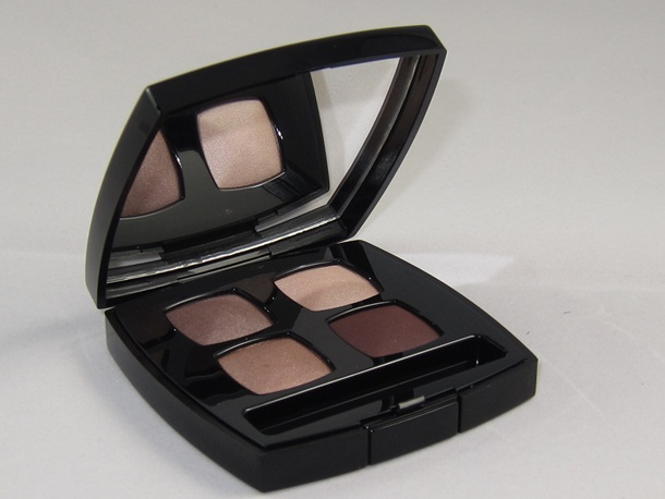 Chanel Eyeshadow Quad Raffinement Spring 2013