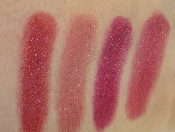 Clinique Chubby Stick Intense Swatches