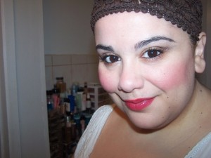 Missha 2012 FW Feminine Grace Look Limited Lip Kit FOTD