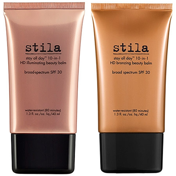 Stila Stay All Day 10 In One HD Illuminating and Bronzer Beauty Balm With Broad Spectrum SPF 30