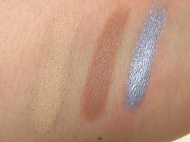 Bobbi Brown Long Wear Cream Shadow Stick Swatches