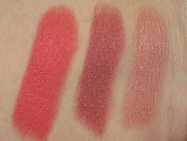 Chanel Captivante Rouge Allure Swatches
