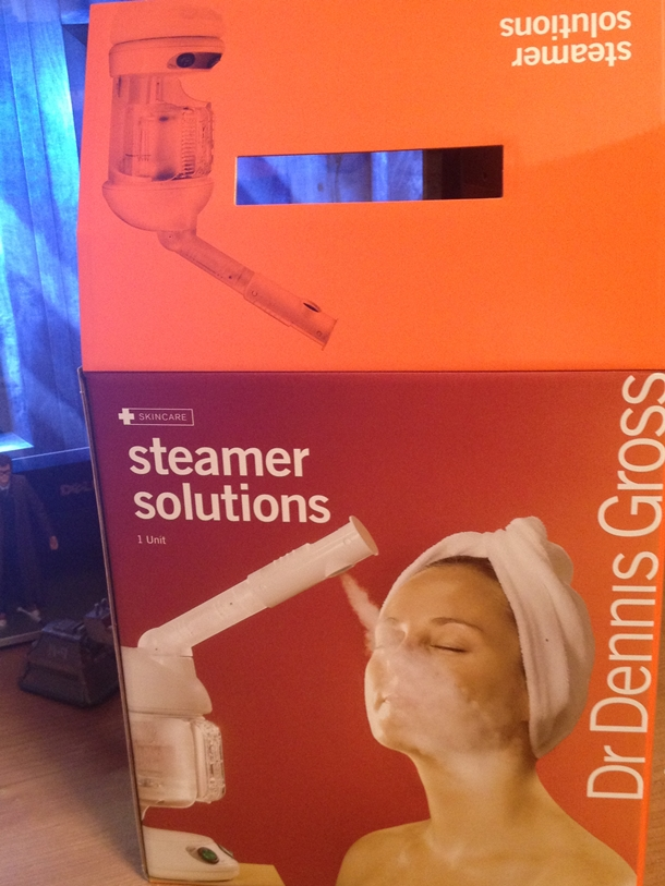 Dr. Dennis Gross Skincare Steamer Solutions Facial Device1