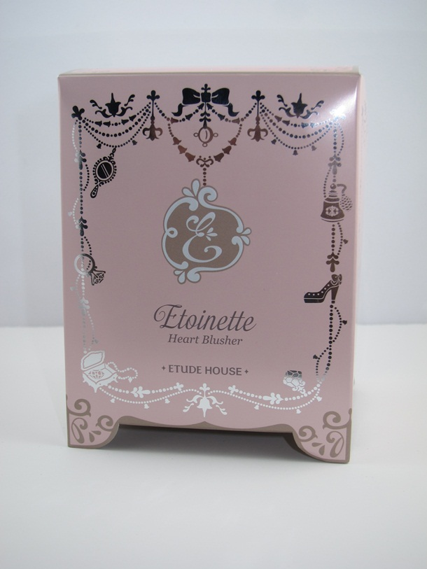 Etude House Princess Etionette Heart Blusher 14