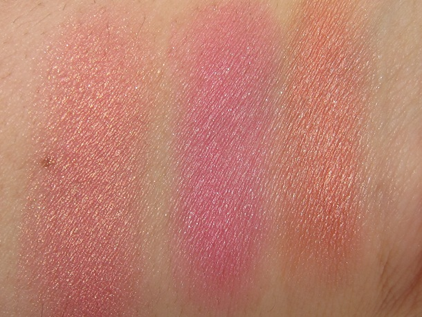 LOreal Visible Lift Color Lift Blush Swatches1