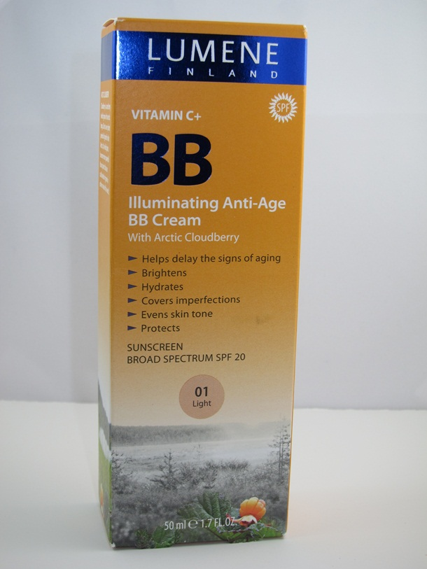 Lumene Vitamin C+ Illuminating Anti Age BB Cream1
