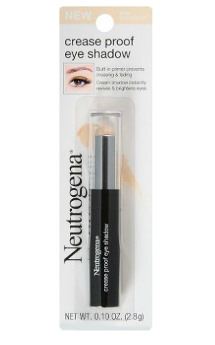 Neutrogena Crease Proof Eyeshadow Stay Golden