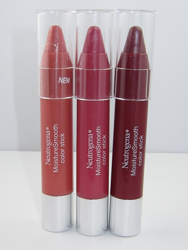 Neutrogena Moisture Smooth Color Stick Spring 2013