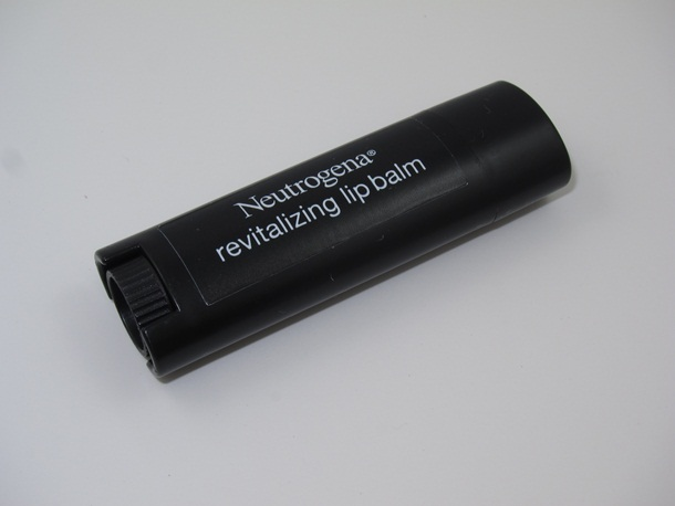 Neutrogena Revitalizing Lip Balms