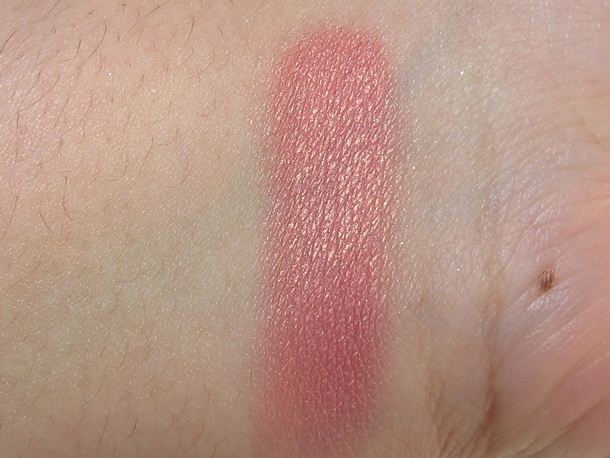 Bare Escentuals The Natural High Ready Blush Swatches