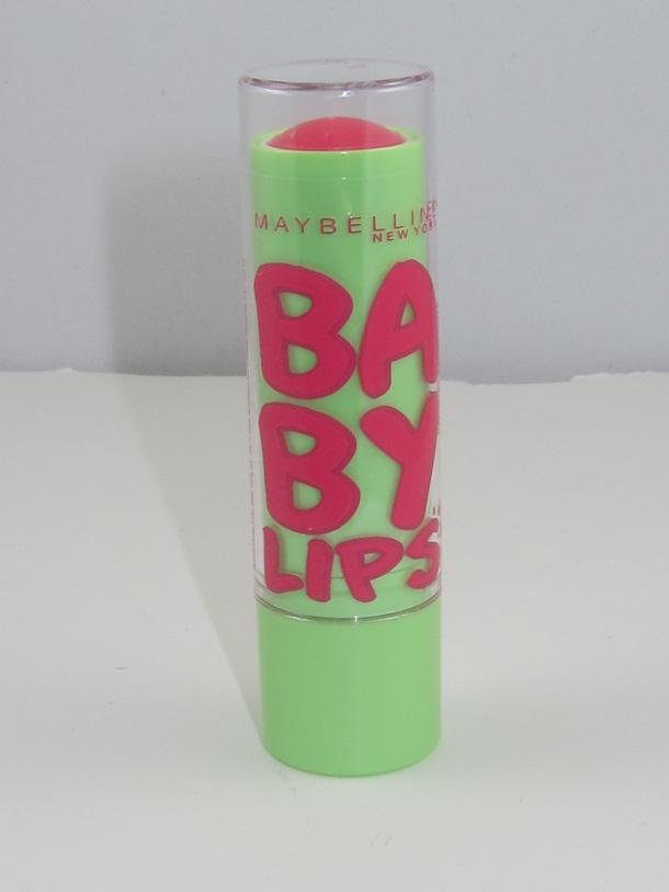 Maybelline Melon Mania Baby Lips Moisturizing Lip Balm Spring 2013