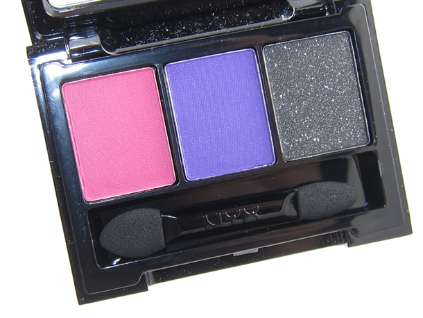 NYX Nighttime in Rio Eyeshadow Palette