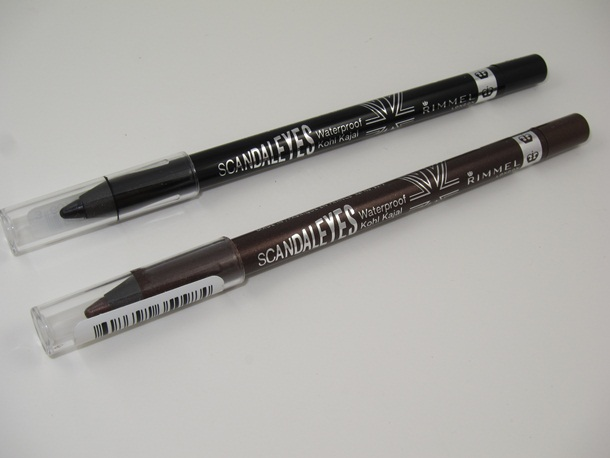 Rimmel Scandal Eyes Waterproof Kohl Eyeliner