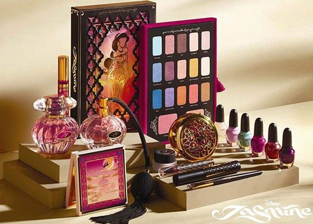 Sephora Disney Jasmine Collection