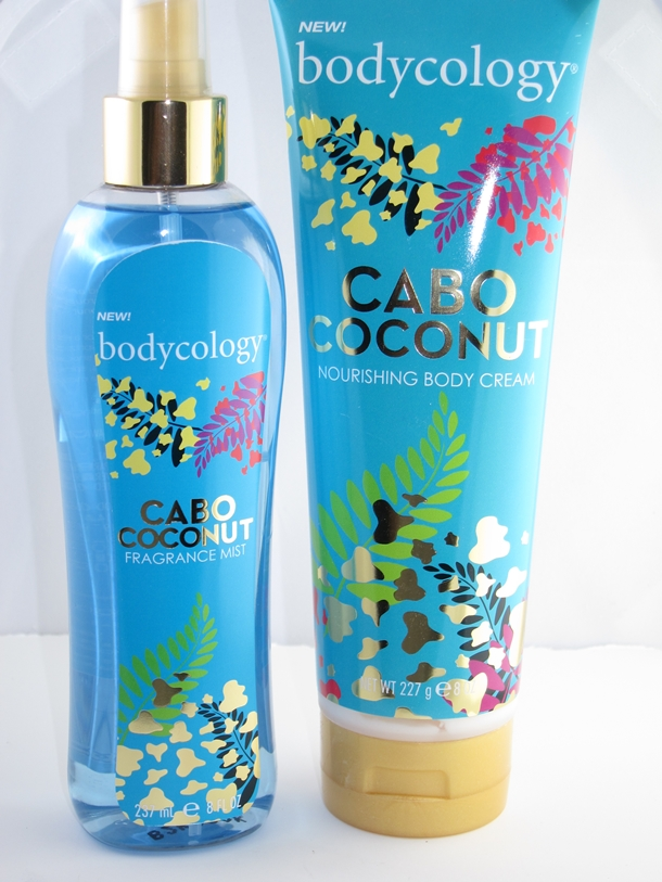 Bodycology Cabo Coconut Fragrance Mist