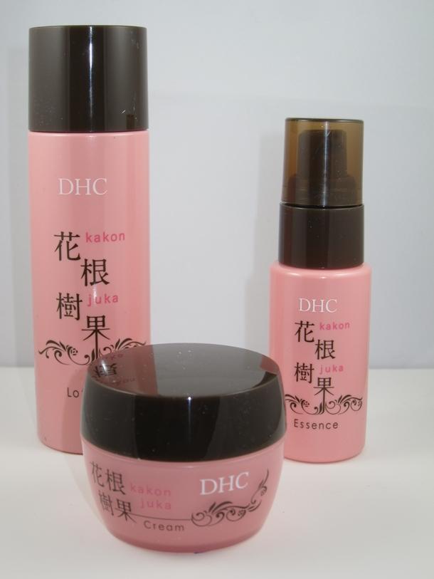 DHC Kakonjuka Skincare Set